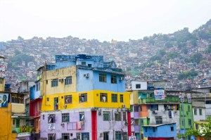 guide pour visiter une favela