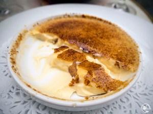 Crème brulée - La Bonne Franquette