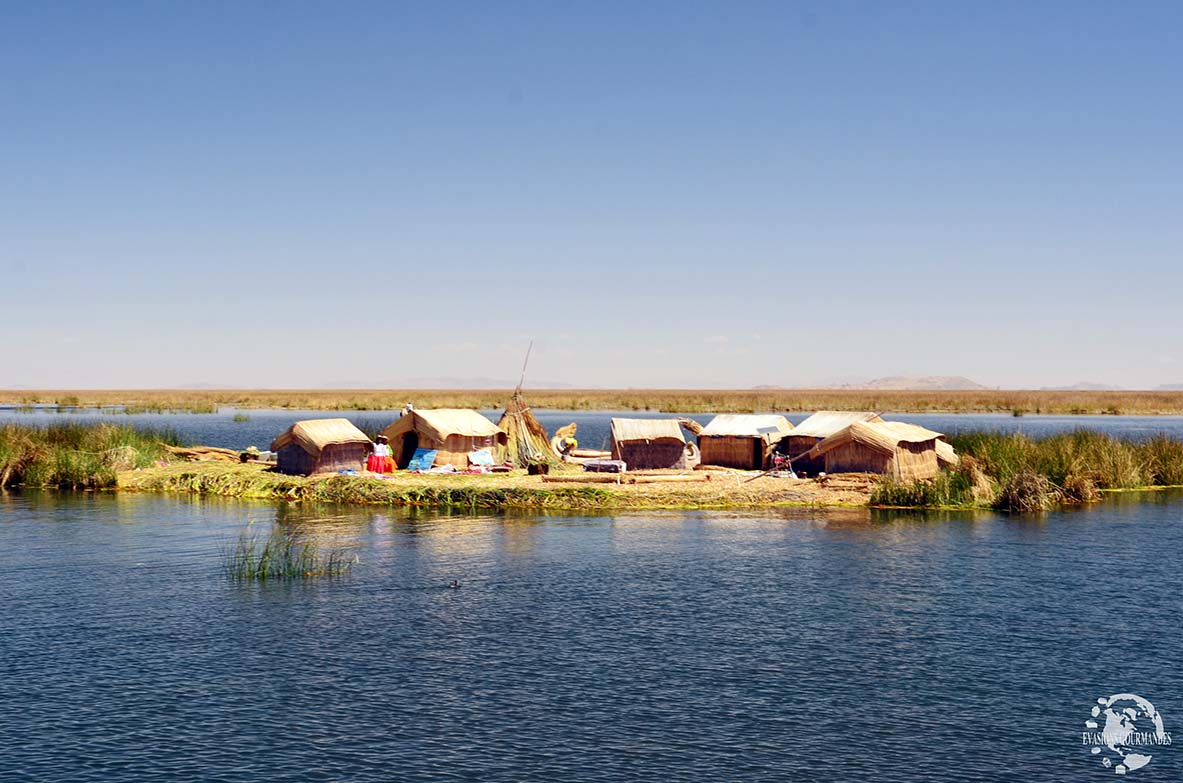Uros Lac Titicaca