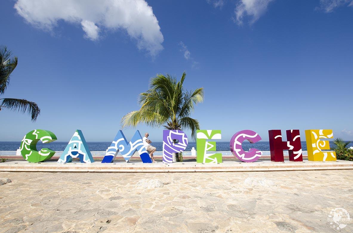 Malecon Campeche