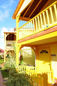 Hotel Bambou Trois-Îlets