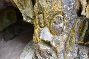 sculptures Los Haitises