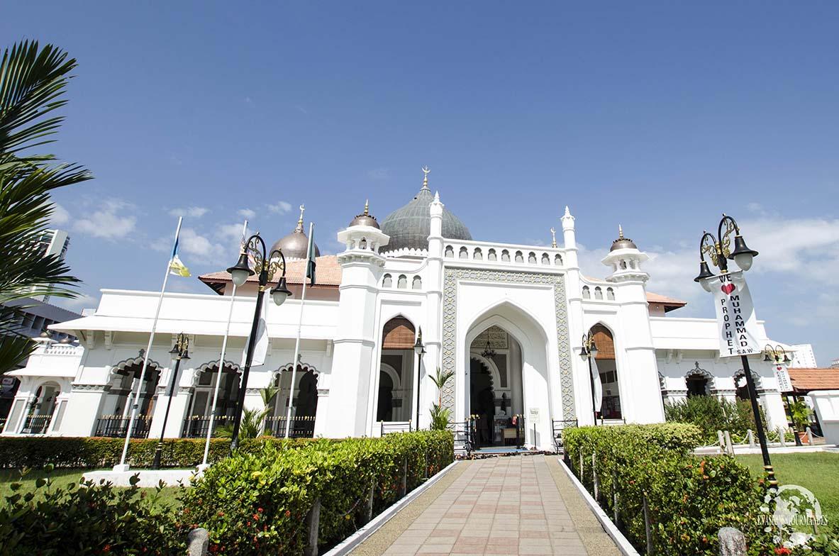 Mosquée Penang