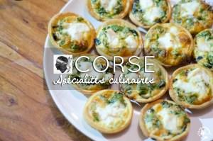 spécialités culinaires corses