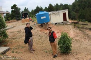 Myriam, femmes en action
