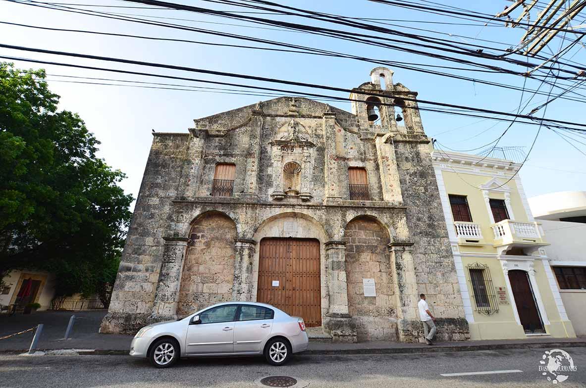 Zona colonial Santo Domingo