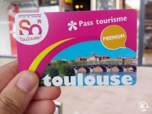 Pass Tourisme Toulouse
