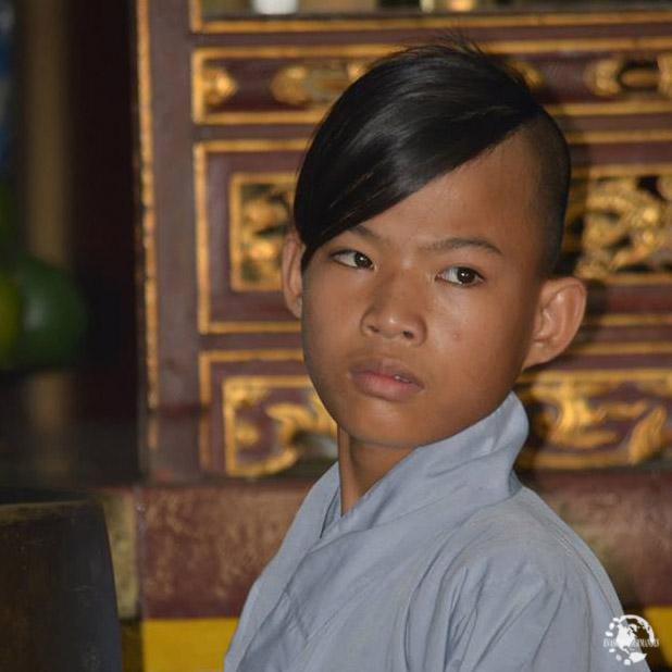 Bonze Hué Vietnam