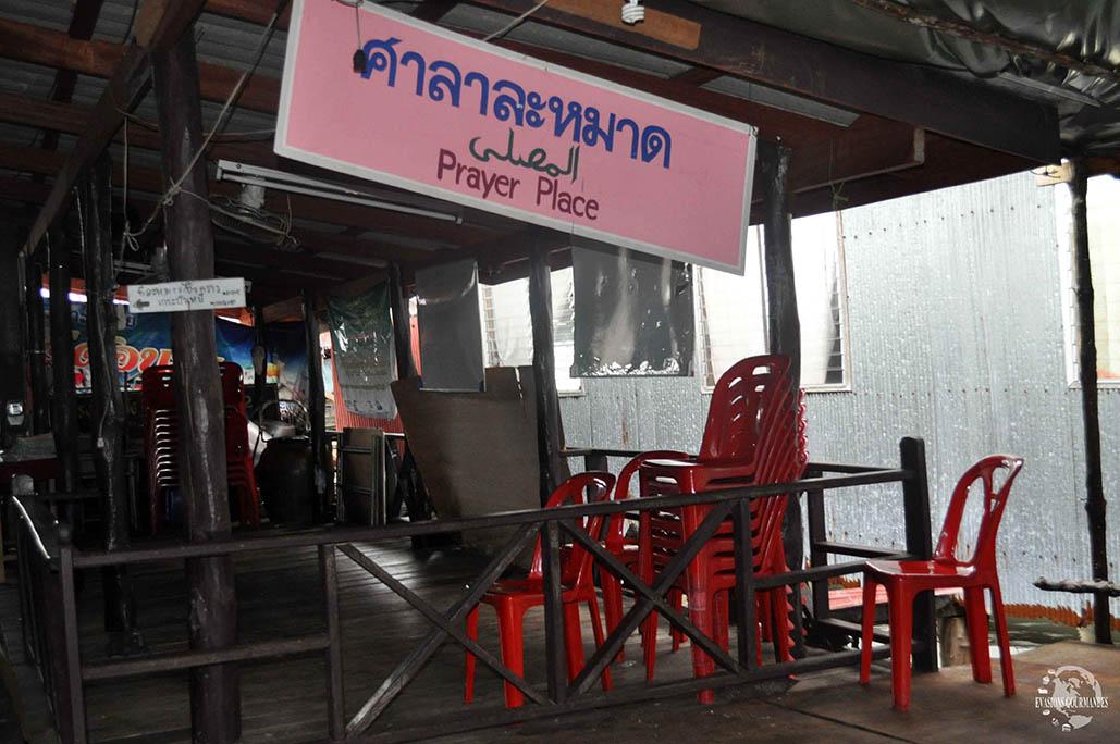Village de Koh Panyee Thailande