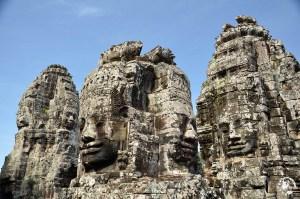 Visages Angkor