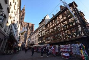 Marché de Noel Strasbourg