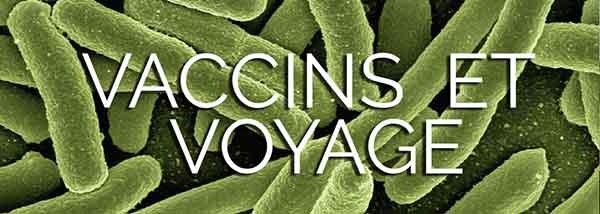 Vaccin et voyage
