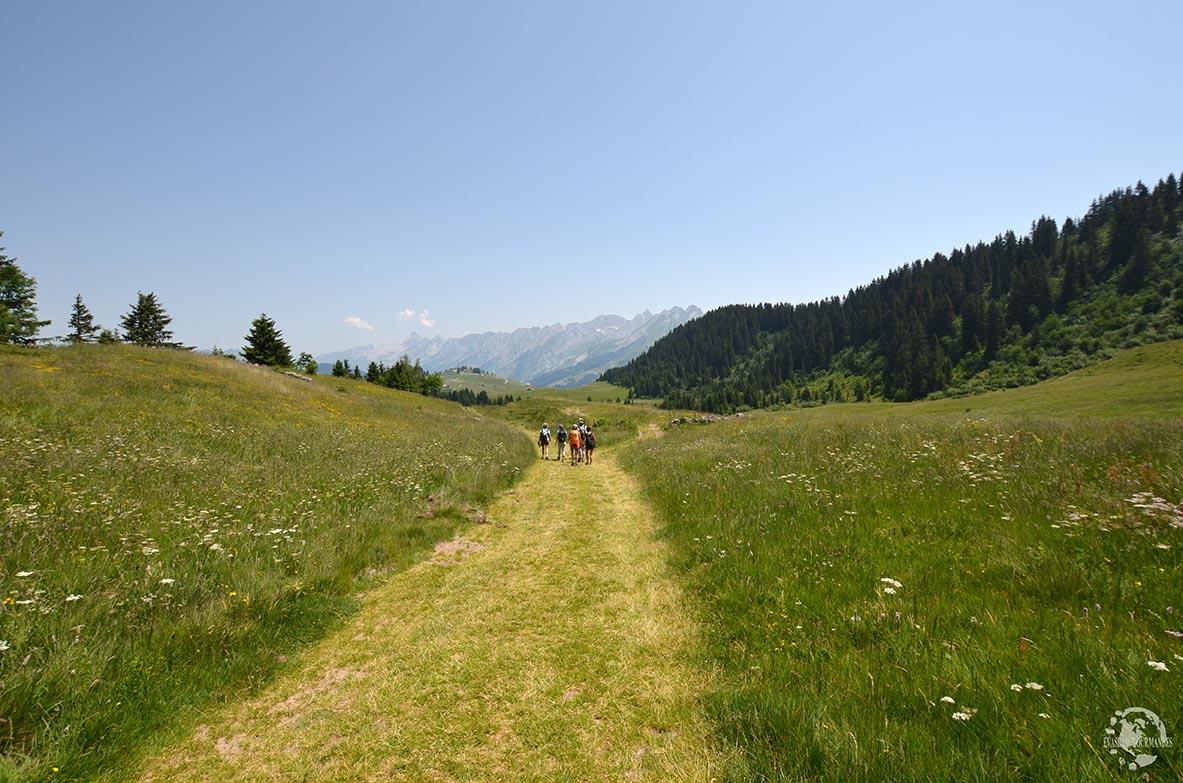 Randonnée Haute-Savoie