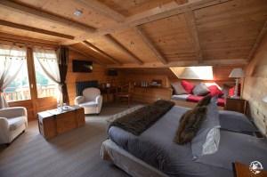 Hotel-Chalet Les Cimes au Grand-Bornand- Chinaillon