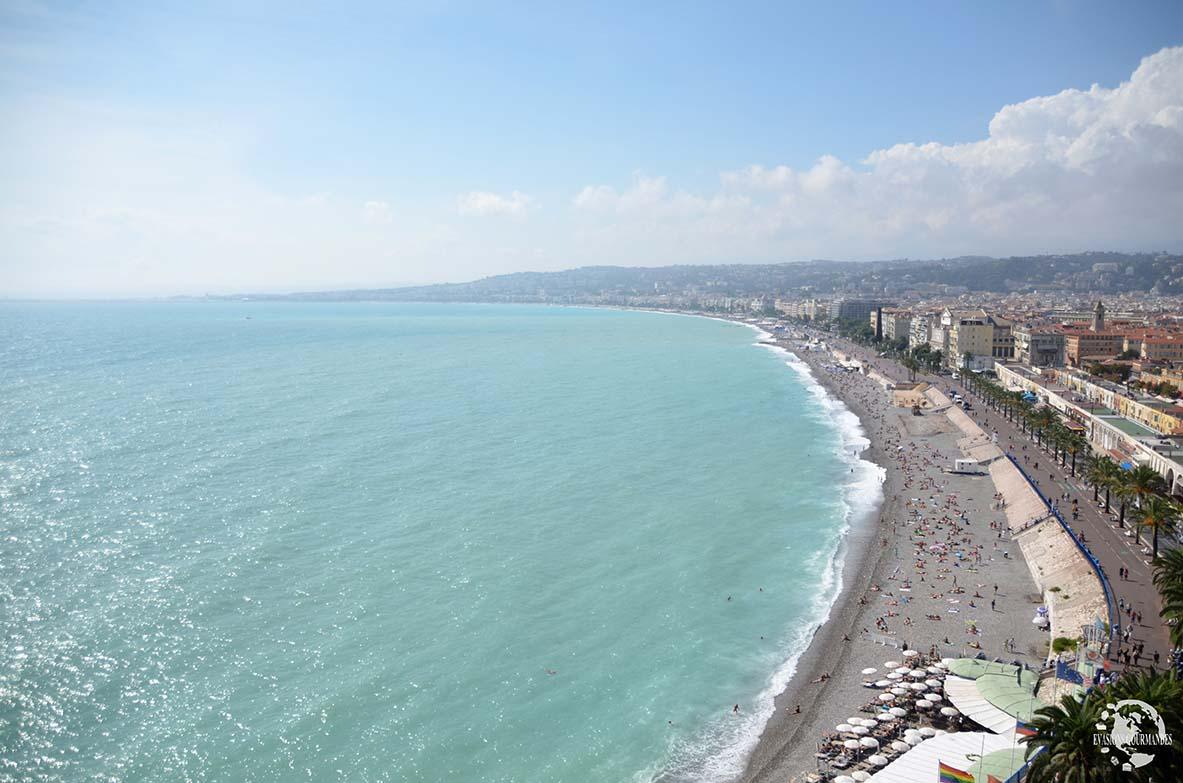 plage de Nice