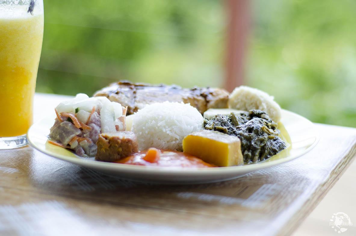 spécialités culinaires Polynésie