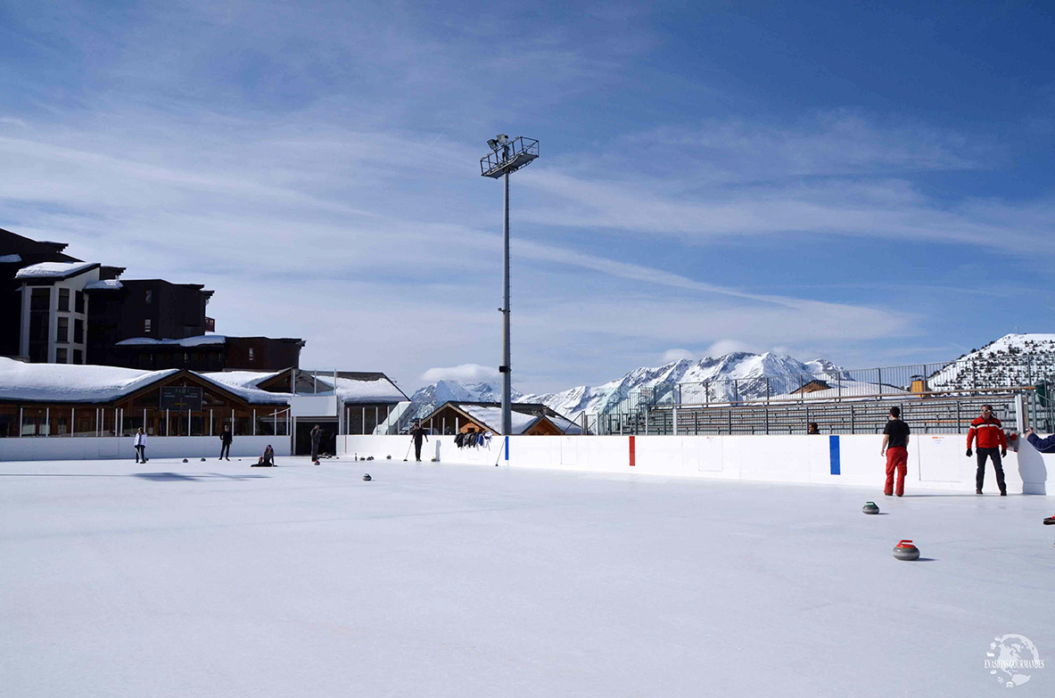 Printemps du Ski à l'Alpe d'Huez