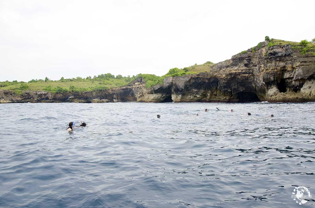 Snorkeling à Bali
