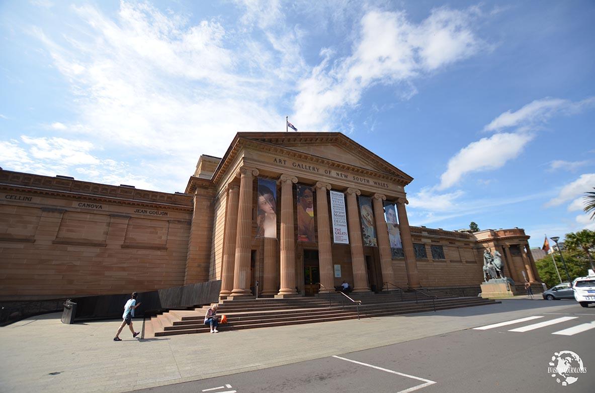 Art Gallery Sydney