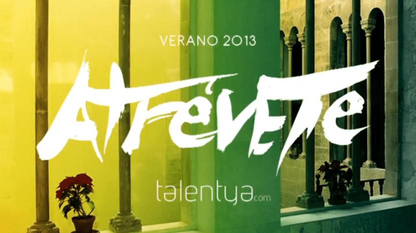 Atrévete Talentya 2013