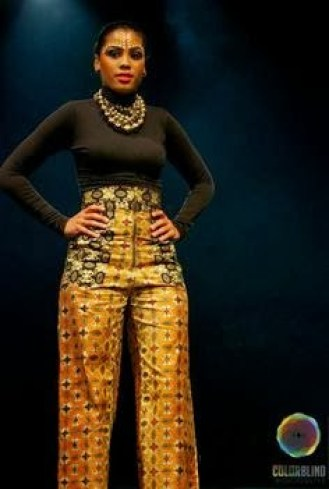 how to rock ankara pants (4)