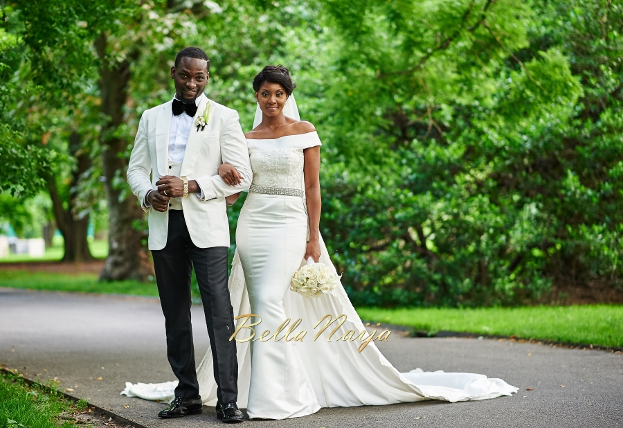 Nigerian Celebrity Weddings Of 2017 | Photos | Nigerian ...
