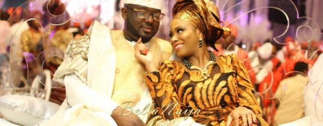 Gbite-Dolapo-Oni-Top-10-Nigerian-celebritiy-Wedding-2015 (1)