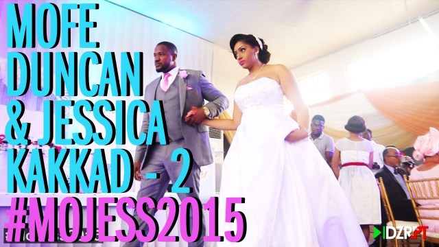 Mofe-Duncan-Jessica-Kakkad-Top-10-Nigerian-celebritiy-Wedding-2015 (2)