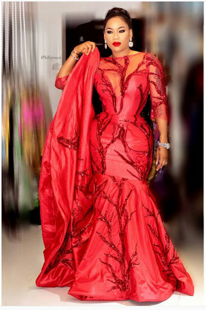 Toyin-Lawani-at-City-People-Awards-2015