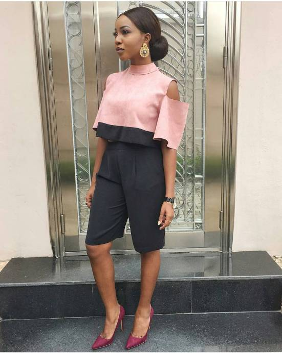 Inidima Okojie | Shop Maju Boxy Crop Top