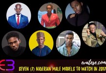 Seven (7) Nigerian Male Models To Watch In 2017