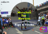 Marathon for newbies tips and tricks