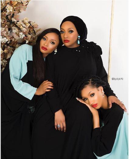 Mag Covers 2 Di Ja Rahama Sadau Salma Phillips In Thisday Style Magazine Evatese Blog