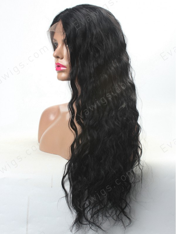 Stock Lace Front Kylie Jenner Inspired Long Wavy Lace