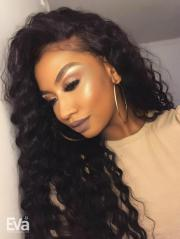 courtney - natural hairline fashion