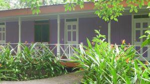Tortuguero - ons huisje