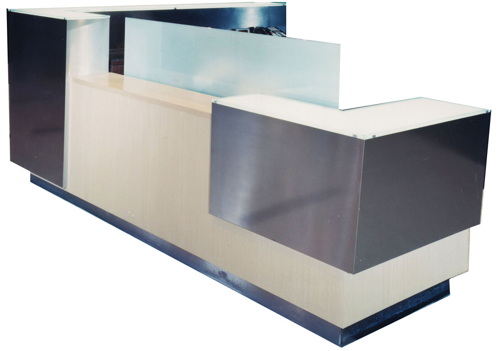 Security Desk  Eve Fineman Design LLC