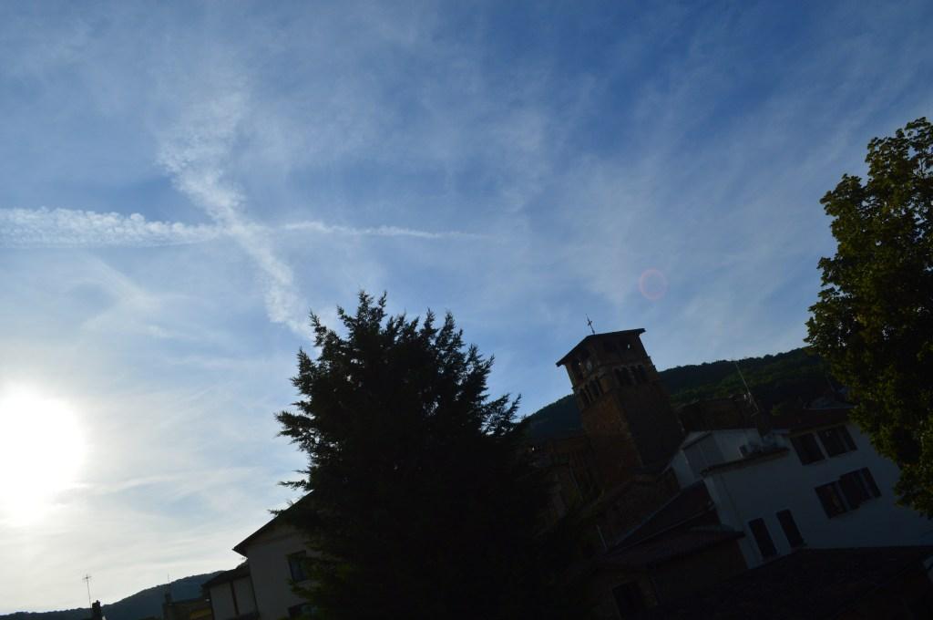 chemtrails - x avion ciel 10-