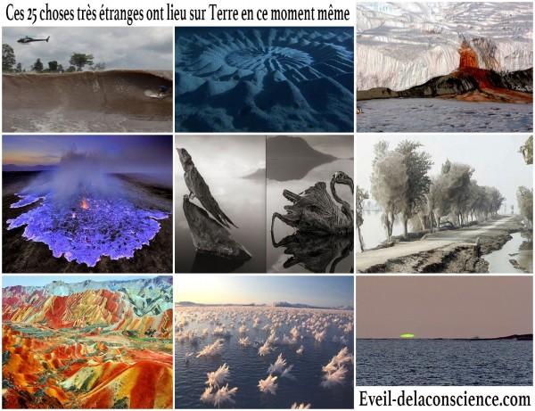 0_Ces 25 choses très étranges ont lieu sur Terre en ce moment même