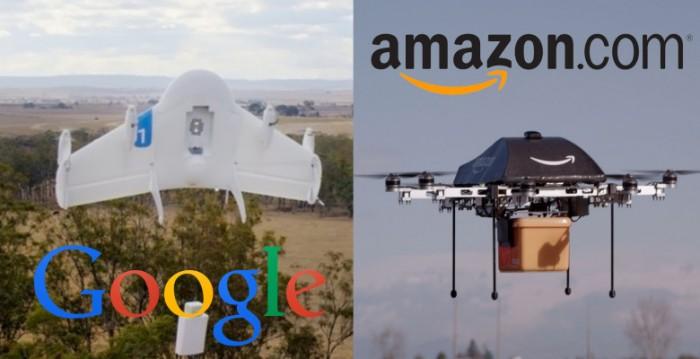 5_Project Wing - Google dévoile aussi des drones de livraison