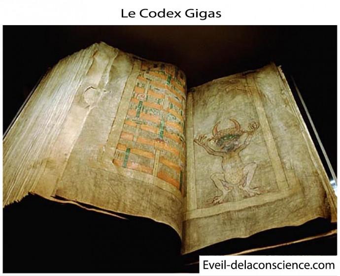 Satanisme - Le Codex Gigas5