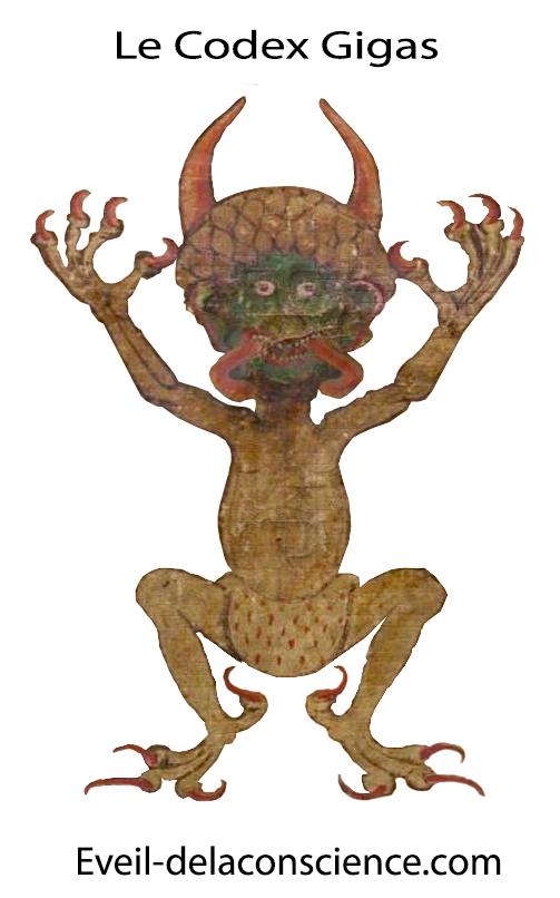 6_Satanisme - Le Codex Gigas