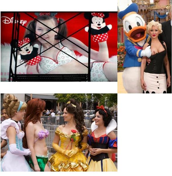 5_Les mensonges d'Hollywood - - Promotions publicitaires Walt Disney