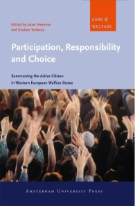 Participation, responsibility and choice: summoning the active citizen in western European welfare states