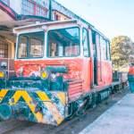 Fianarantsoa Manakara juna