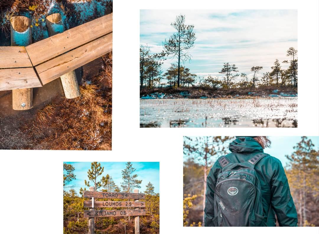 Kansallispuistot Suomessa