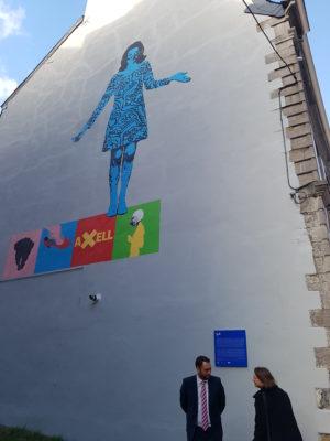"""Résultat de recherche d'images pour """"Fresque de Zuber et Manuel Gonzalez Bustos (Evelyne Axell) photos"""""""