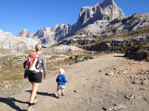 Wandelen in de Picos de Europa