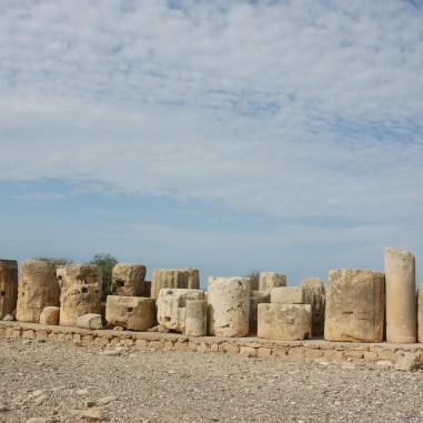 De tempel van Aphrodite