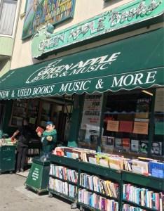 Green Apple Books 2019